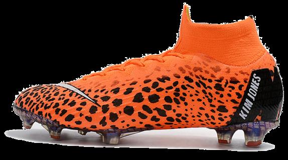 Nike Mercural Superfly Оранжевые 2